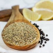 High Quality Organics Express Lemon Pepper Seasoning and Rub