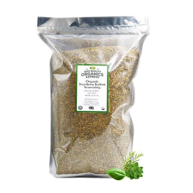 High Quality Organics Express Northern Italian Seasoning Bag