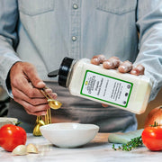 High Quality Organics Express Onion Powder Measurement