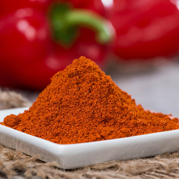 High Quality Organics Express Smoked Paprika