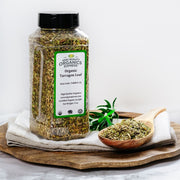 High Quality Organics Express Tarragon Leaf Display
