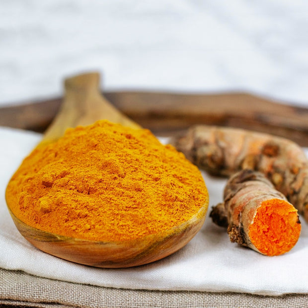 High Quality Organics Express Tumeric Powder