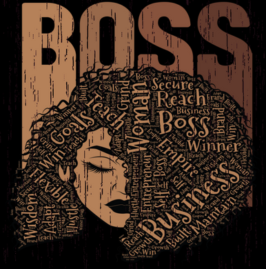 Boss...(IRON ON SCREEN PRINT TRANSFER) - ME Customs, LLC