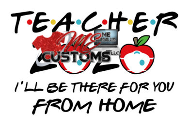 Teachers are Home For You (Teachers) (SVG/PNG) - ME Customs, LLC