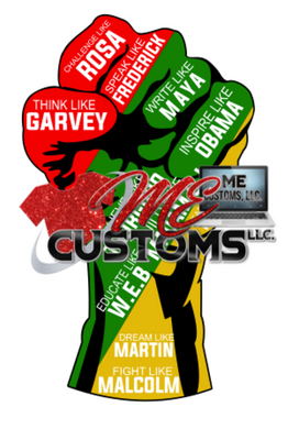 Black History: Fist Like...(SVG/PNG) - ME Customs, LLC