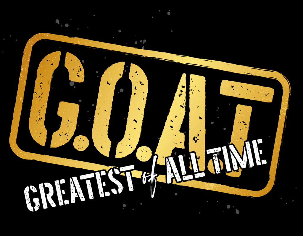 GOAT 2 Stencil (Iron On Transfer Sheet Only) - ME Customs, LLC