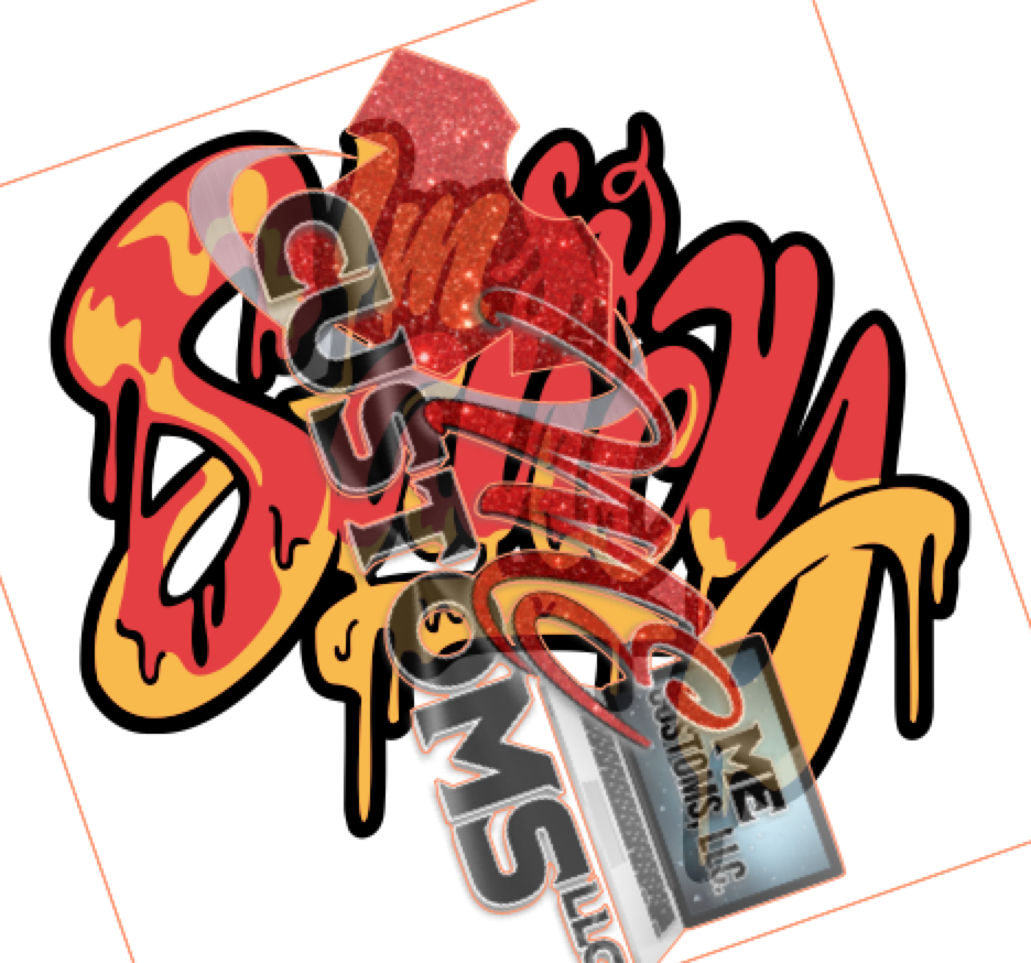 I'm So Saucy (SVG) - ME Customs, LLC