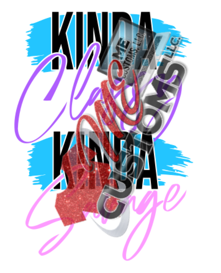 Kinda Classy Kinda Savage (SVG) - ME Customs, LLC