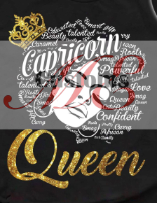 Queen Worded Fro - ME Customs, LLC