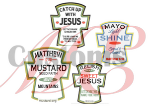 Condiments (Religion) - ME Customs, LLC