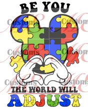 Load image into Gallery viewer, Autism Bundle Design Print for Casual T-Shirts and Shirts for Men and Women - ME Customs, LLC
