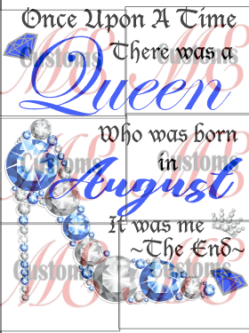 Once Upon A Time SVG and PNG - ME Customs, LLC