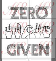Zero F Given - ME Customs, LLC