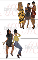 Turn Up Girls - ME Customs, LLC
