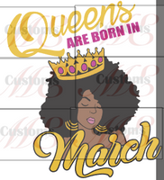 Queens Crown - ME Customs, LLC