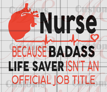 Nurse Official Title - ME Customs, LLC