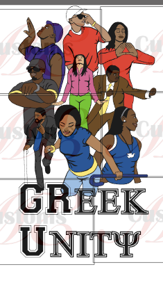 Greek Unity - ME Customs, LLC