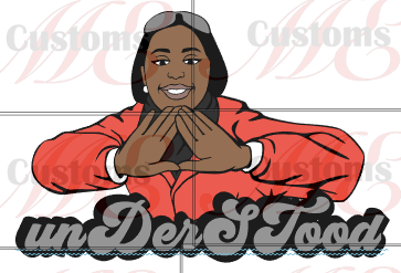Understood DST inspired - ME Customs, LLC