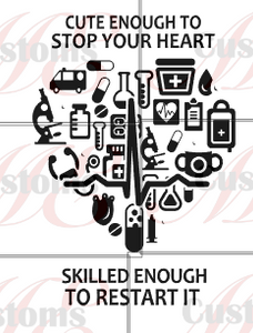 Stop Your Heart - ME Customs, LLC