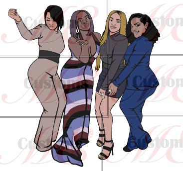 Girl Squad - ME Customs, LLC