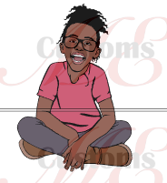 Young Girl - ME Customs, LLC