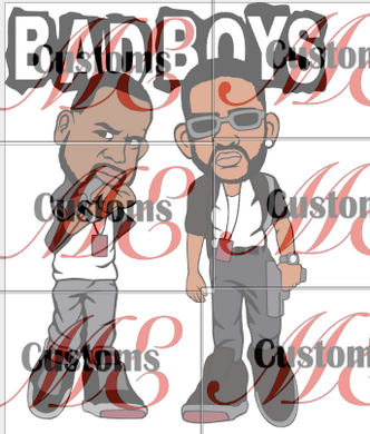 Bad Boys - ME Customs, LLC