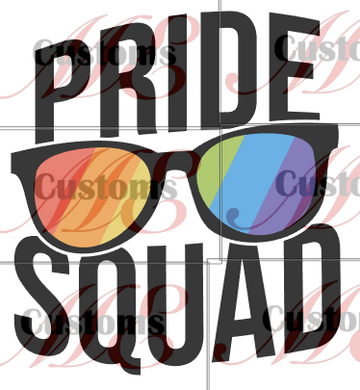 Pride Squad - ME Customs, LLC