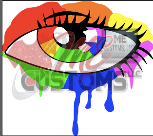Pride_Eye Drip - ME Customs, LLC