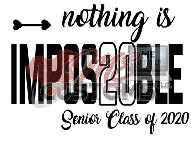 Nothing is Impossible - ME Customs, LLC