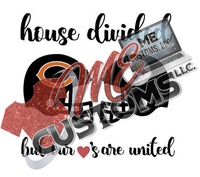 House Divided (Sports) - ME Customs, LLC