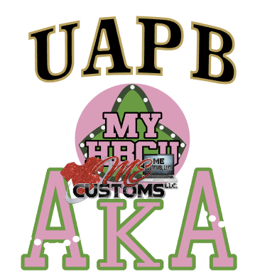 UAPB AKA (inspired) - ME Customs, LLC