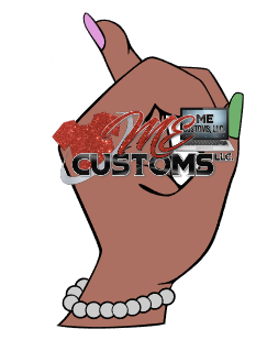 Pinky Up (AKA Inspired) - ME Customs, LLC