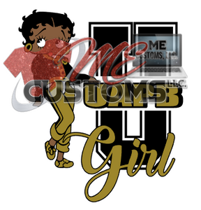 College Betty (Inspired) - ME Customs, LLC