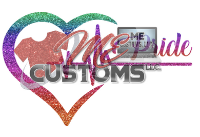 Pride Heart Life - ME Customs, LLC