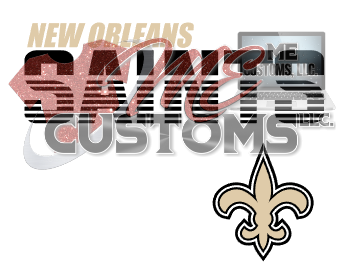 Saints (Inspired) - ME Customs, LLC