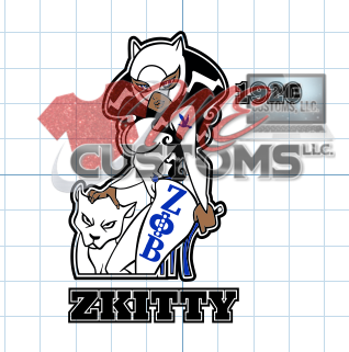 ZKitty (Inspired) - ME Customs, LLC