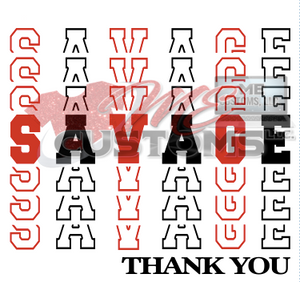 Savage - ME Customs, LLC