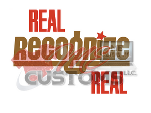 Real Recognize Real - ME Customs, LLC