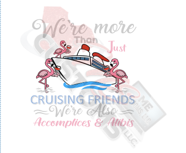 Cruise: Accomplices and Alibis - ME Customs, LLC