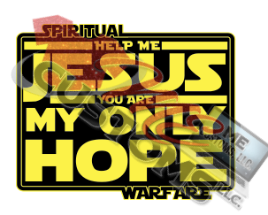 Spiritual Warfare - ME Customs, LLC