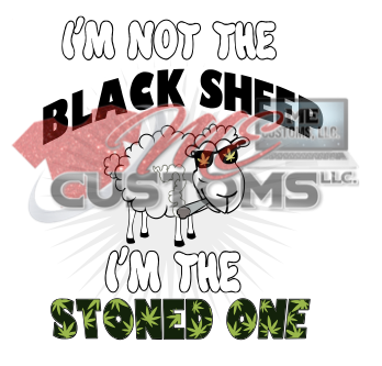 Stoned Sheep - ME Customs, LLC