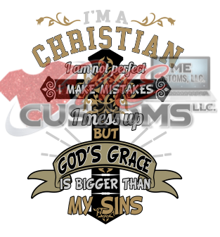 I am Christian - ME Customs, LLC