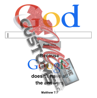 God is Google - ME Customs, LLC
