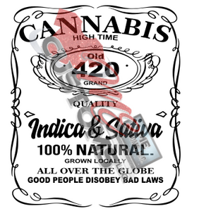 Cannabis 4/20 - ME Customs, LLC