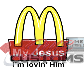 My Jesus - ME Customs, LLC