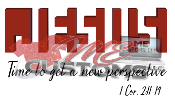 Jesus: New Perspective - ME Customs, LLC