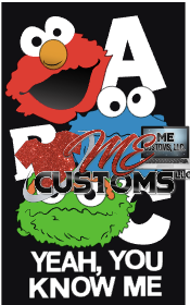 ABC You Know Me - ME Customs, LLC