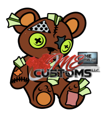Money Bear - ME Customs, LLC