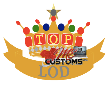 TLOD Crown 2 (SVG and PNG included) - ME Customs, LLC