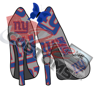 Sports Heels (Inspired) - ME Customs, LLC